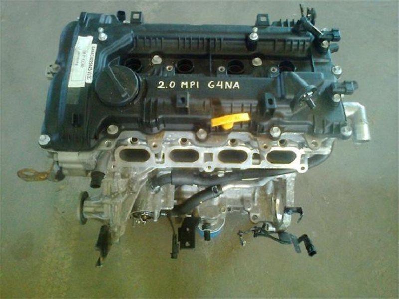 Двигатель Hyundai Tucson G4NA 2017 (б/у)