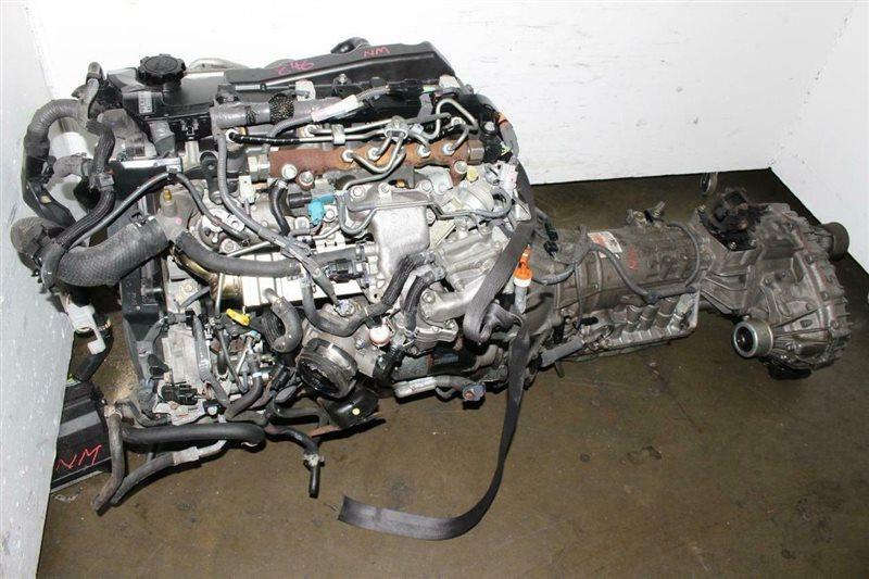 Двигатель Toyota Hilux Pick Up 1KD-FTV 2014 (б/у)