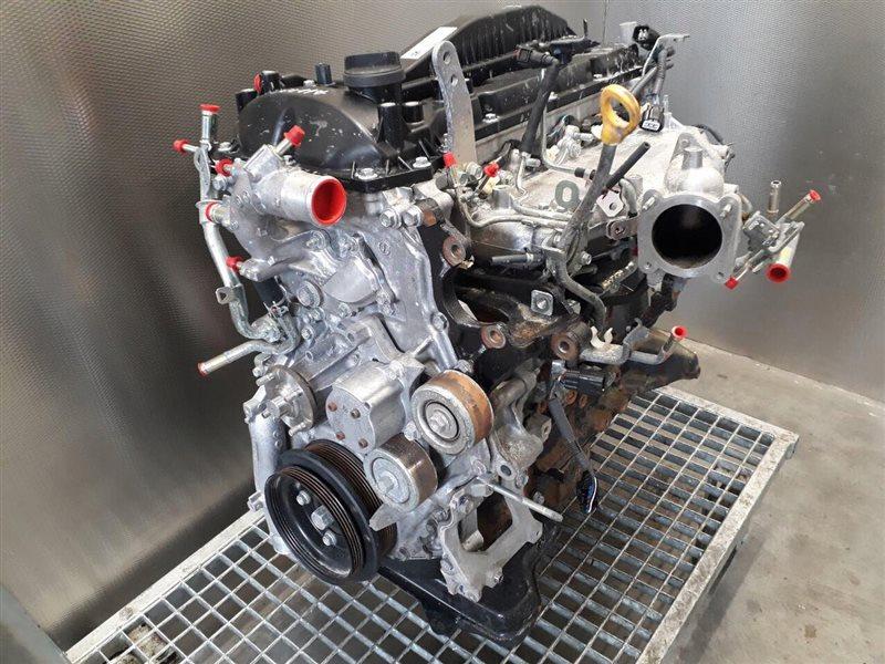 Двигатель Toyota Hilux Pick Up 2GD-FTV 2016 (б/у)