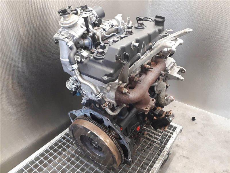 Двигатель Toyota Hilux Pick Up 2KD-FTV 2014 (б/у)