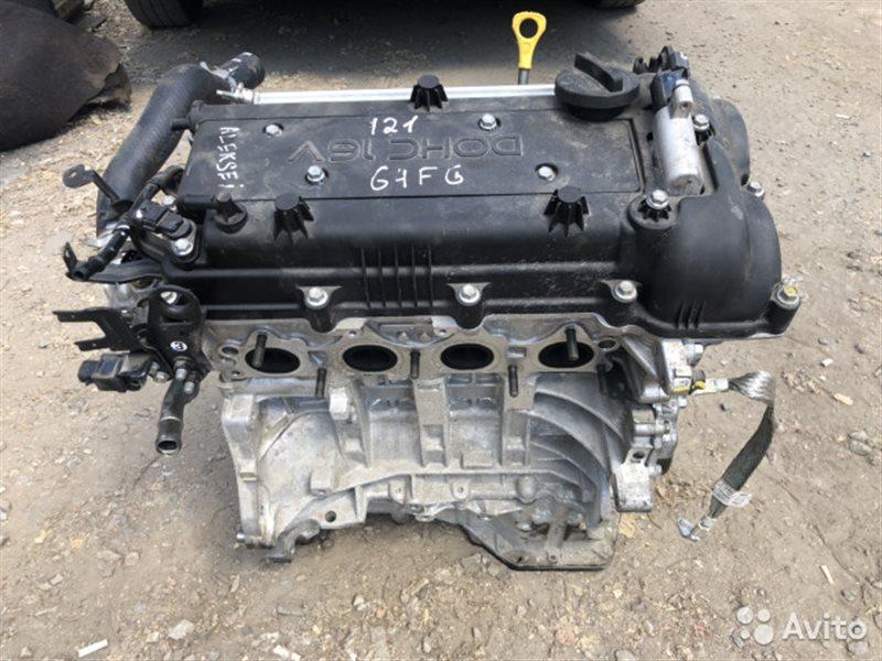Двигатель Kia Cerato G4FG 2015 (б/у)