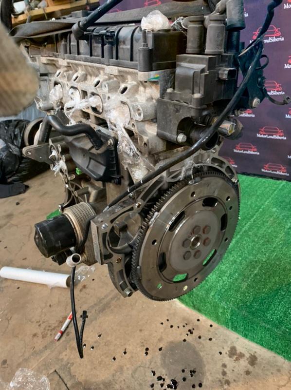 Двигатель Ford Fiesta MK6 HXJE 2017 (б/у)