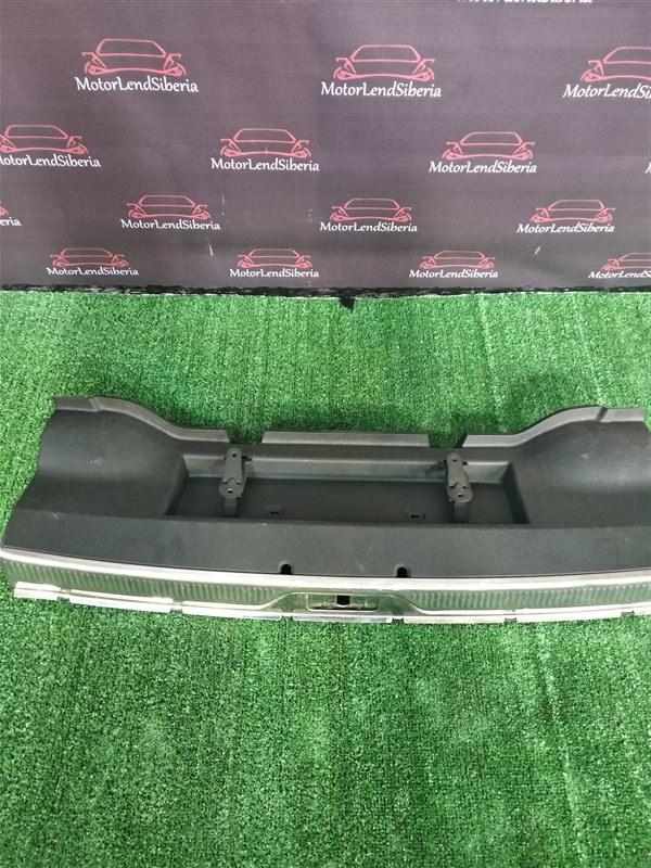 Обшивка багажника Skoda Superb 3T CDAB 2010 (б/у)