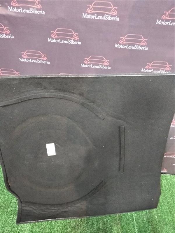 Пол багажника Skoda Superb 3T CDAB 2010 (б/у)