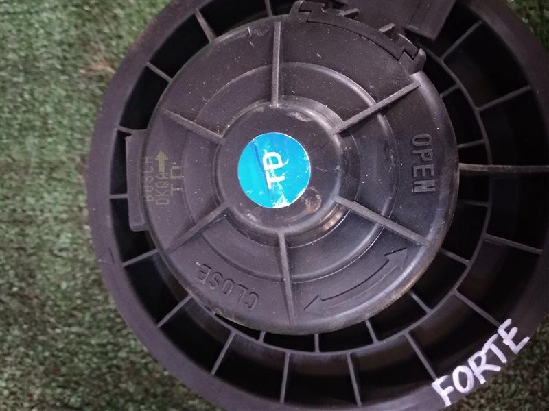 Мотор печки Kia Forte TD G4FC 2009 (б/у)