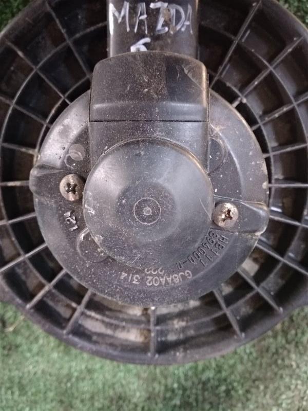 Мотор печки Mazda 6 GG L3C1 2003 (б/у)