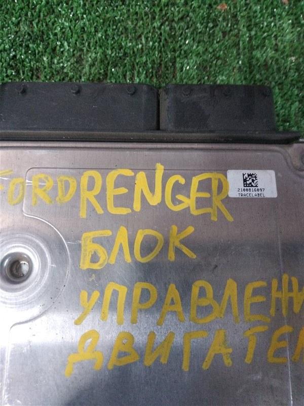Блок управления двигателя Ford Ranger ES WLAA 2008 (б/у)