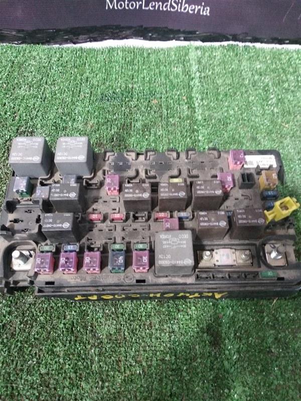 Блок предохранителей Ssangyong Actyon Sports QJ D20DT 2012 (б/у)