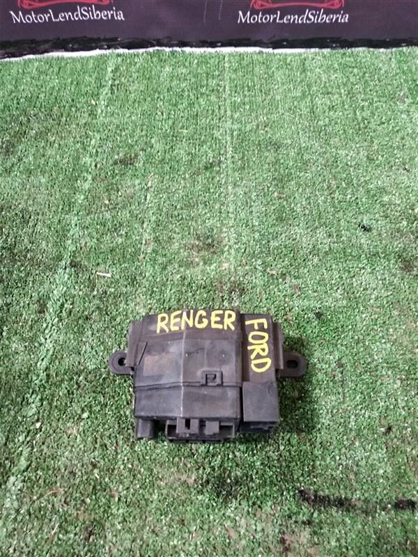 Блок предохранителей Ford Ranger ES WLAA 2008 (б/у)