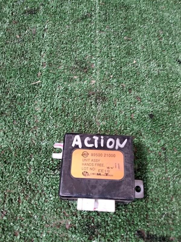 Блок управления Ssangyong Actyon Sports QJ D20DT 2012 (б/у)