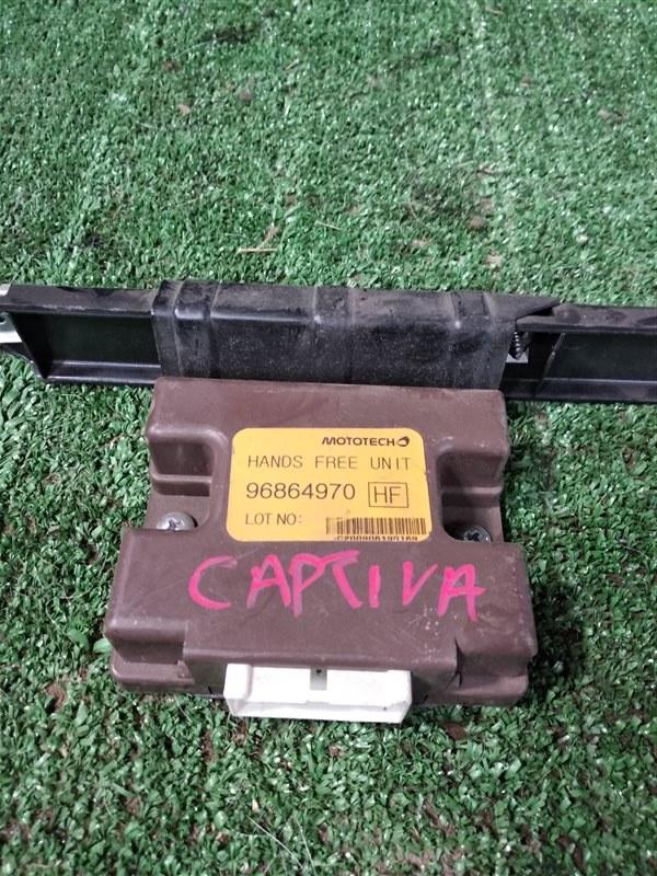 Блок комфорта Chevrolet Captiva C100 Z20S 2009 (б/у)