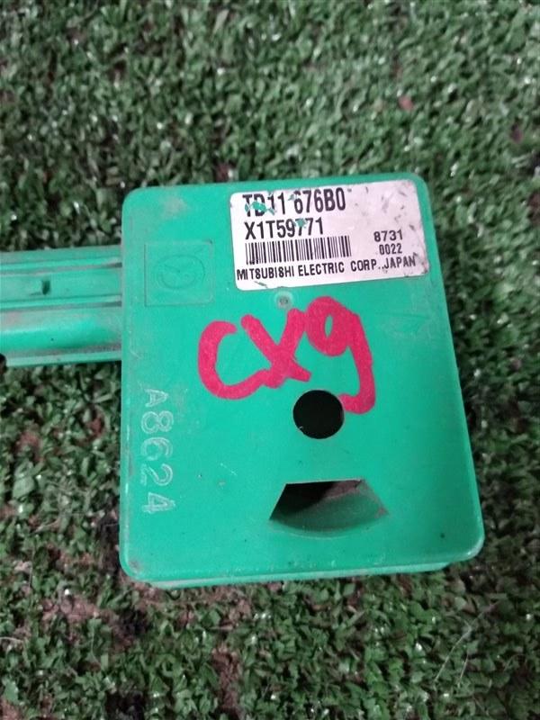 Блок управления центральным замком Mazda Cx-7 ER L3-VDT 2008 (б/у)