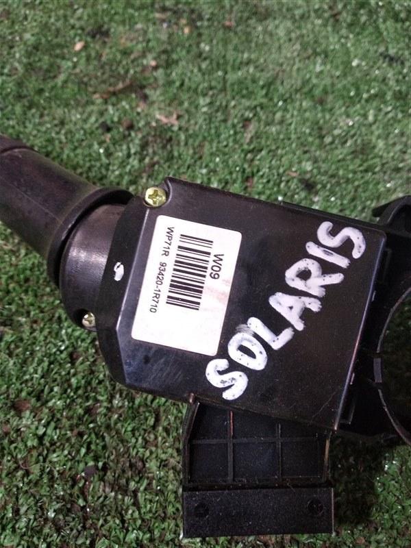 Переключатель подрулевой Hyundai Solaris RB G4FC 2012 (б/у)
