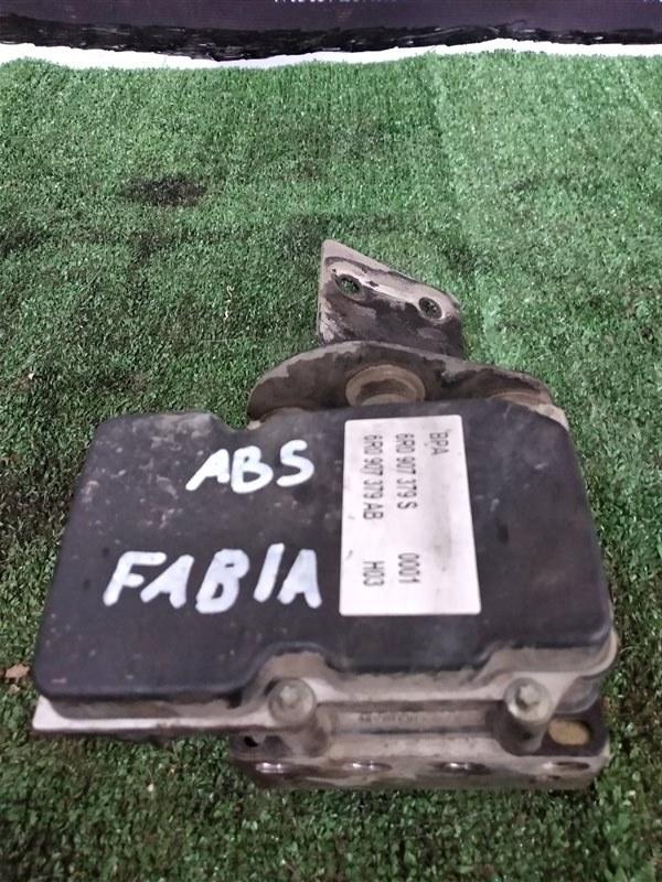 Блок abs Skoda Fabia 5J2 CGGA 2010 (б/у)