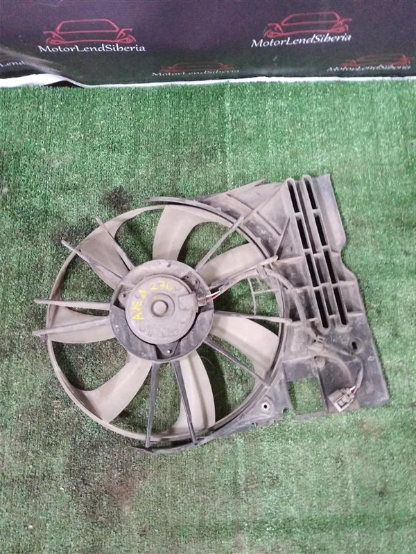 Моторчик вентилятора Toyota Avensis ZRT271 3ZR-FAE 2009 (б/у)