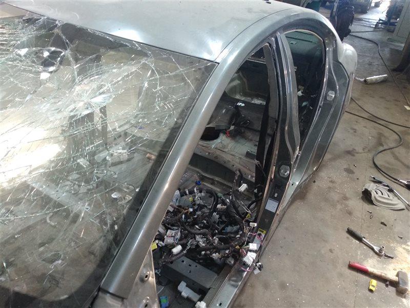 Стойка лобовая Toyota Avensis ZRT271 3ZR-FAE 2009 (б/у)