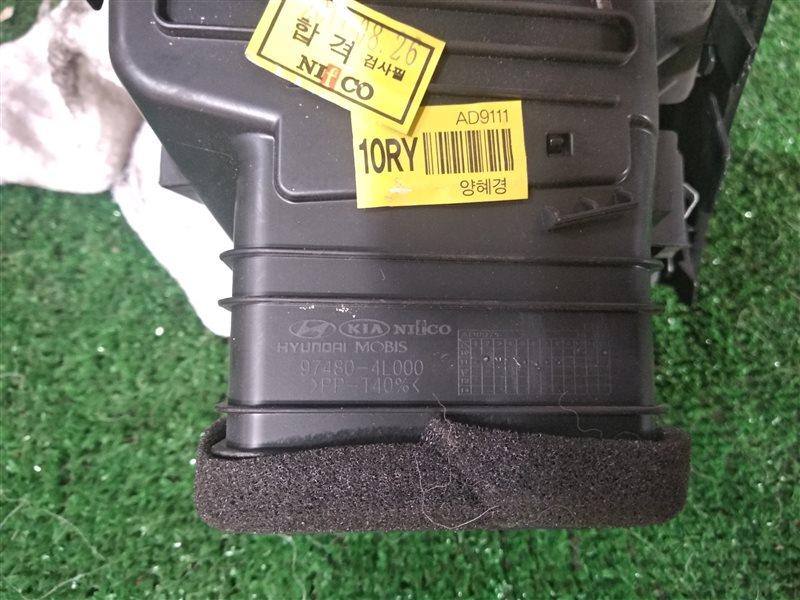 Дефлектор воздушный Hyundai Solaris RB G4FC 2012 правый (б/у)