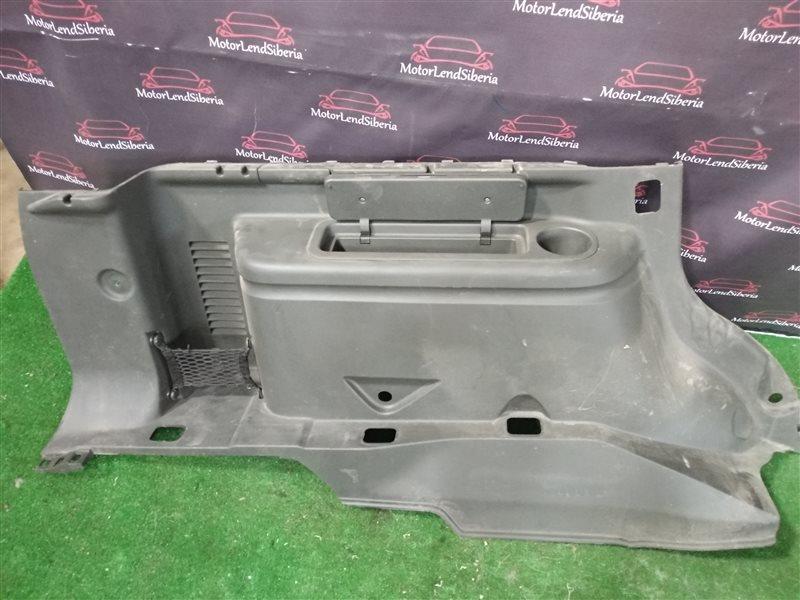 Обшивка багажника Nissan Pathfinder R51 YD25DDTI 2006 левая (б/у)