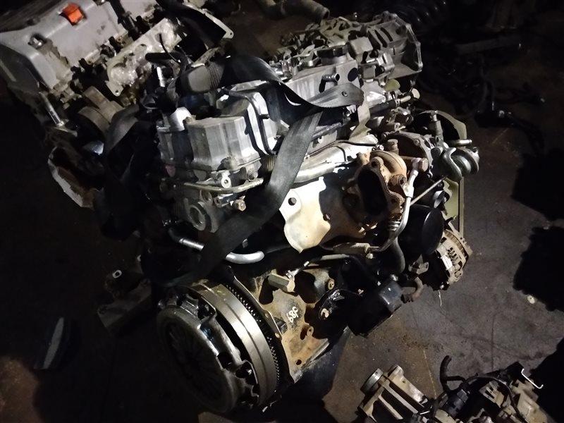 Двигатель Mitsubishi L200 KB4T 4D56 2012 (б/у)