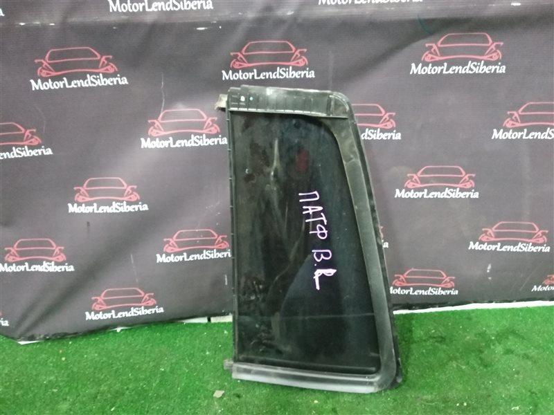 Форточка Nissan Pathfinder R51 YD25DDTI 2006 задняя левая (б/у)