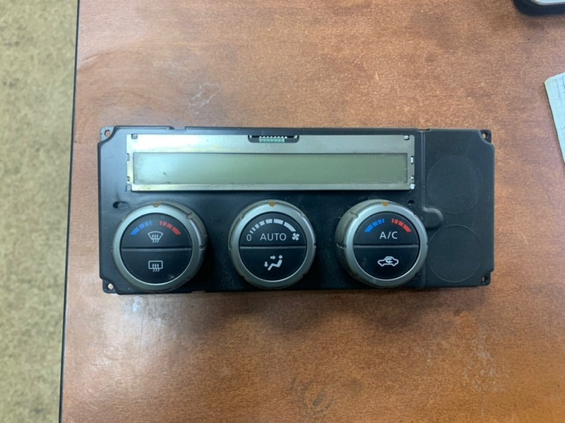 Блок управления климат-контролем Nissan Pathfinder R51 YD25DDTI 2006 (б/у)
