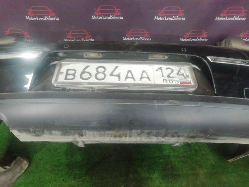 Бампер Volkswagen Passat B6 CDAB 2010 задний (б/у)