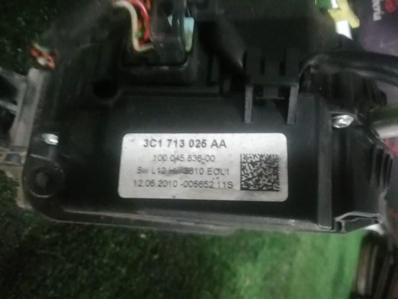 Селектор акпп Volkswagen Passat B6 CDAB 2010 (б/у)