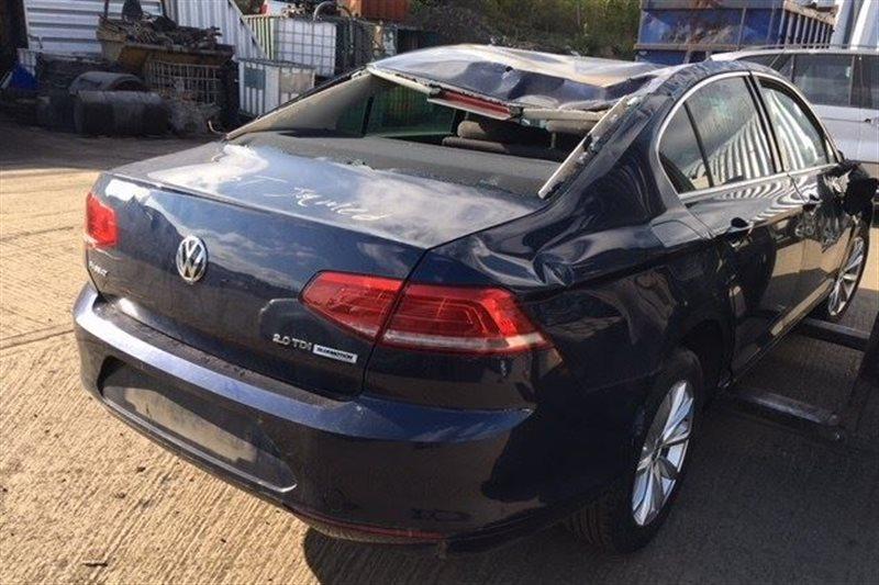 Авто на разбор Volkswagen Passat 2016 (б/у)