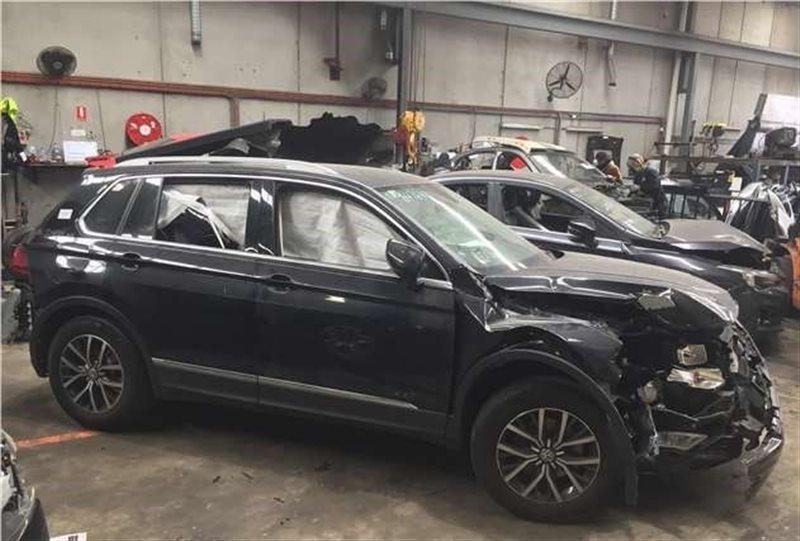 Авто на разбор Volkswagen Tiguan 2017 (б/у)