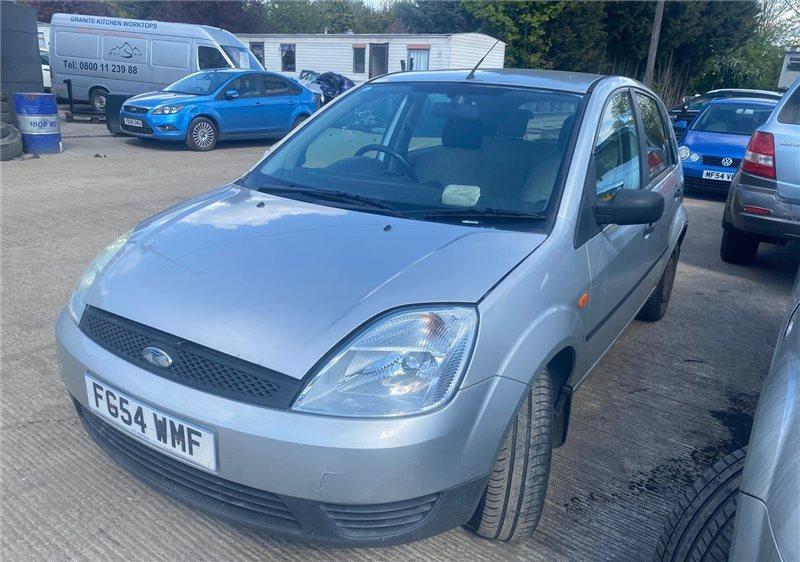Авто на разбор Ford Fiesta 2004 (б/у)