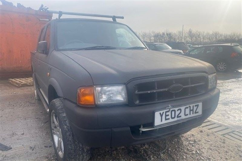 Авто на разбор Ford Ranger 2003 (б/у)