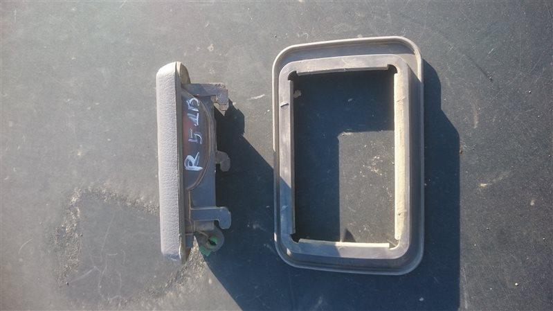 Ручка двери задней Toyota Land Cruiser Prado KZJ78 1KZ-TE 1994 задняя (б/у)
