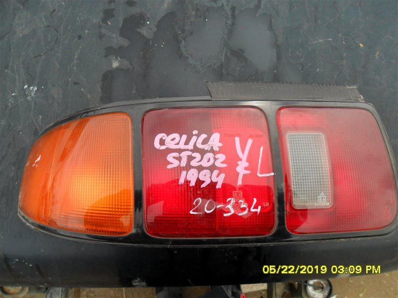 Габарит Toyota Celica ST202 левый (б/у)