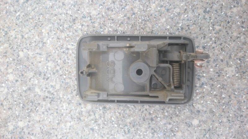 Ручка двери внутренняя Toyota Land Cruiser Prado KZJ78 1KZ-TE 1994 передняя левая (б/у)