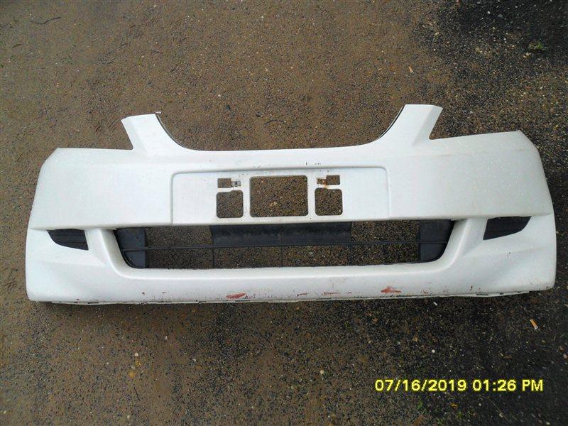 Бампер Honda Edix BE4 K20A 2006 передний (б/у)