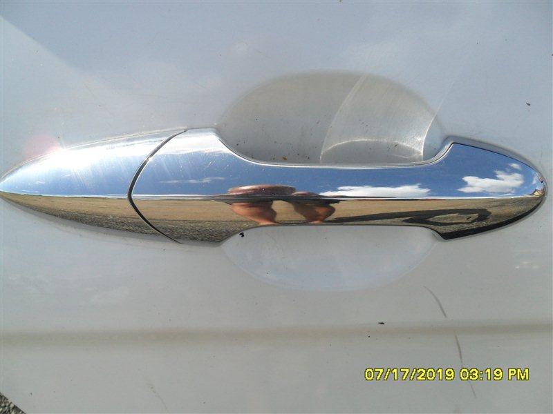 Ручка двери внешняя Honda Edix BE4 K20A 2006 задняя правая (б/у)