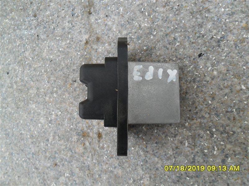 Реостат Honda Edix BE4 K20A 2006 (б/у)