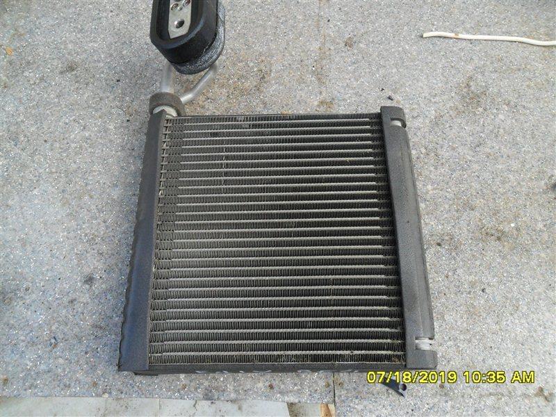 Радиатор кондиционера Honda Edix BE4 K20A 2006 (б/у)