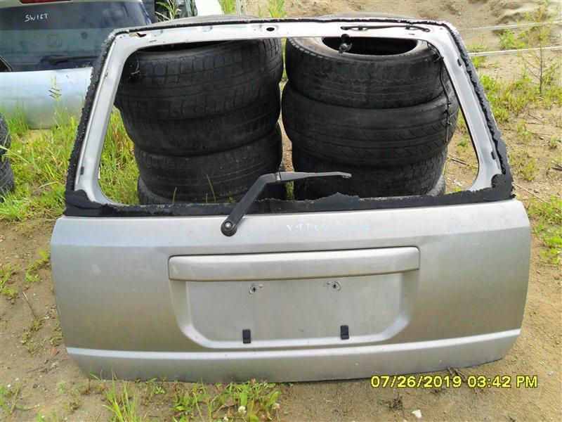 Дверь багажника Nissan X Trail 30 (б/у)