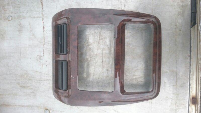 Консоль магнитофона Toyota Town Ace Noah SR50 3S-FE 1998 (б/у)