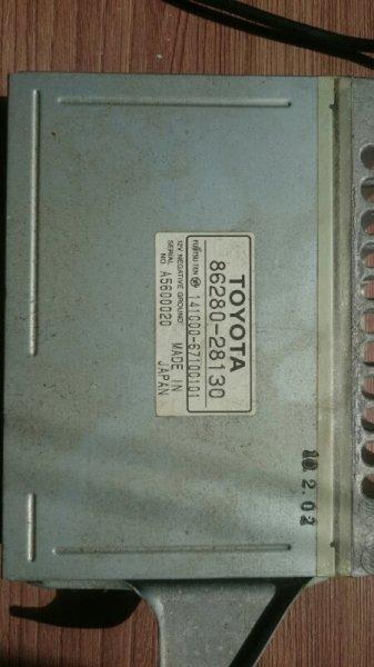 Усилитель магнитофона Toyota Town Ace Noah SR50 3S-FE 1998 (б/у)