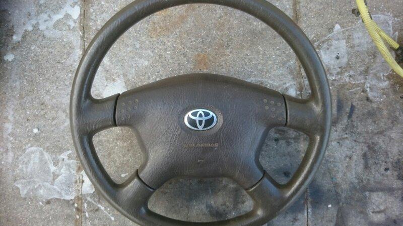 Руль Toyota Hiace KZH106 1KZ 1998 (б/у)