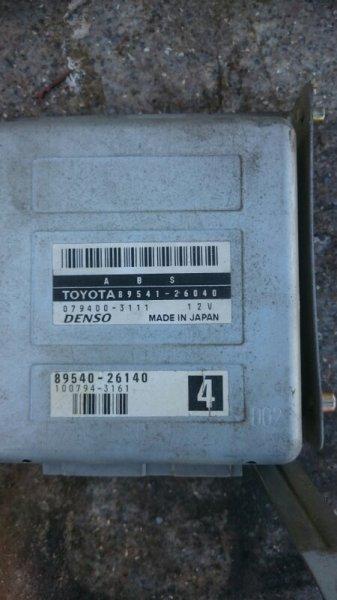Блок управления abs Toyota Hiace KZH 100 1KZ (б/у)