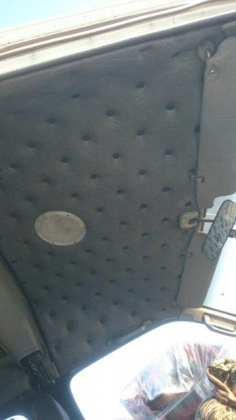 Обшивка потолка Toyota Hiace LH186 (б/у)