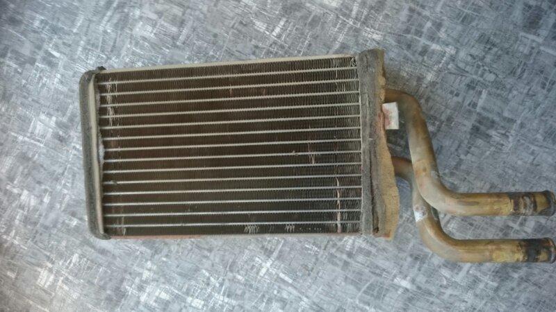 Радиатор печки Toyota Hiace LH186 5L 2001 передний (б/у)