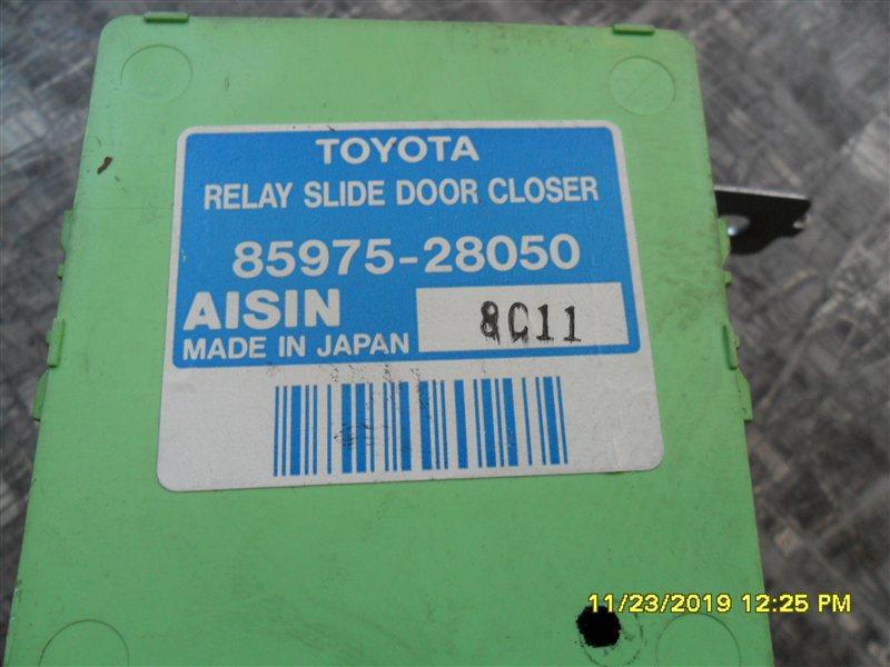 Блок управления замками Toyota Town Ace Noah SR50 3S-FE 1998 (б/у)