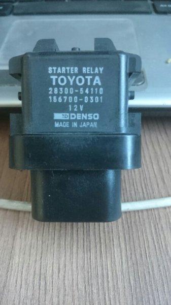 Блок реле стартера зажигания Toyota Hiace KZH 100 1KZ (б/у)
