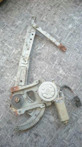 Стеклоподъемник Isuzu Bighorn UBS69 4GJ2 передний левый (б/у)