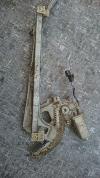 Стеклоподъемник Isuzu Bighorn UBS69 4GJ2 передний правый (б/у)