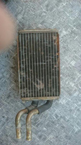 Радиатор печки Toyota Hiace KZH 106 передний (б/у)
